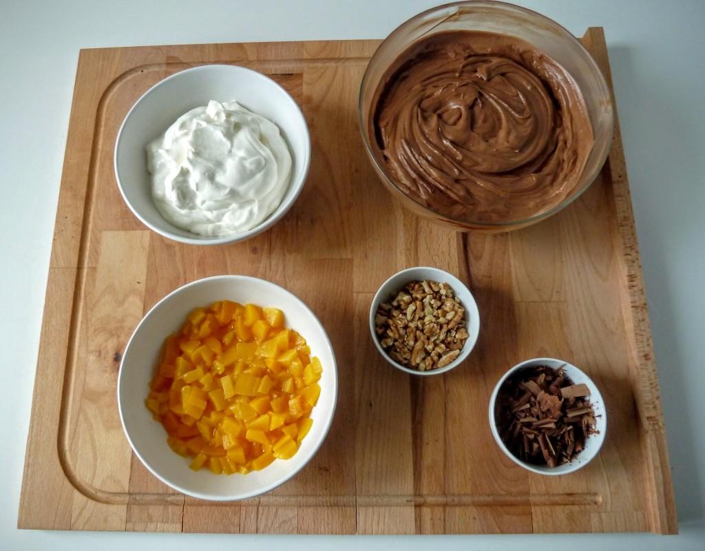 mus czekoladowy przygotowanie