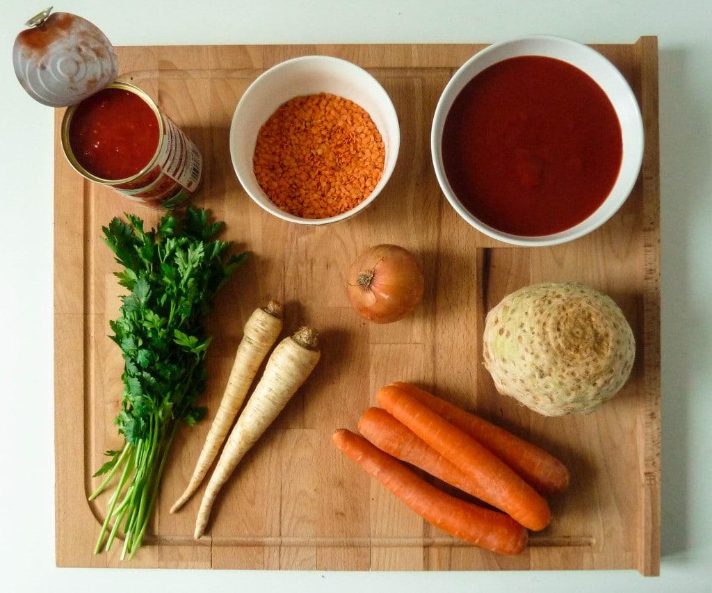 zupa pomidorowa z soczewica skladniki