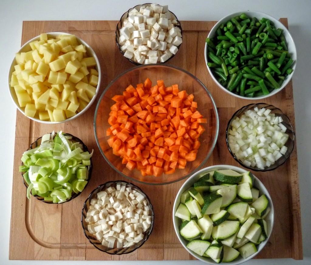 zupa krem z warzyw przygotowanie