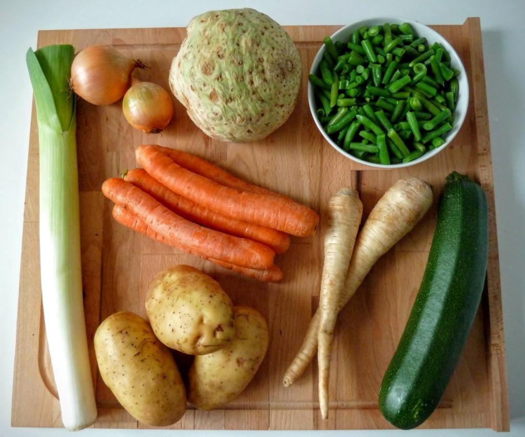zupa krem z warzyw składniki
