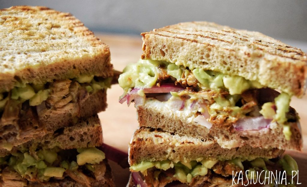 sandwich z indykiem dwie wieże