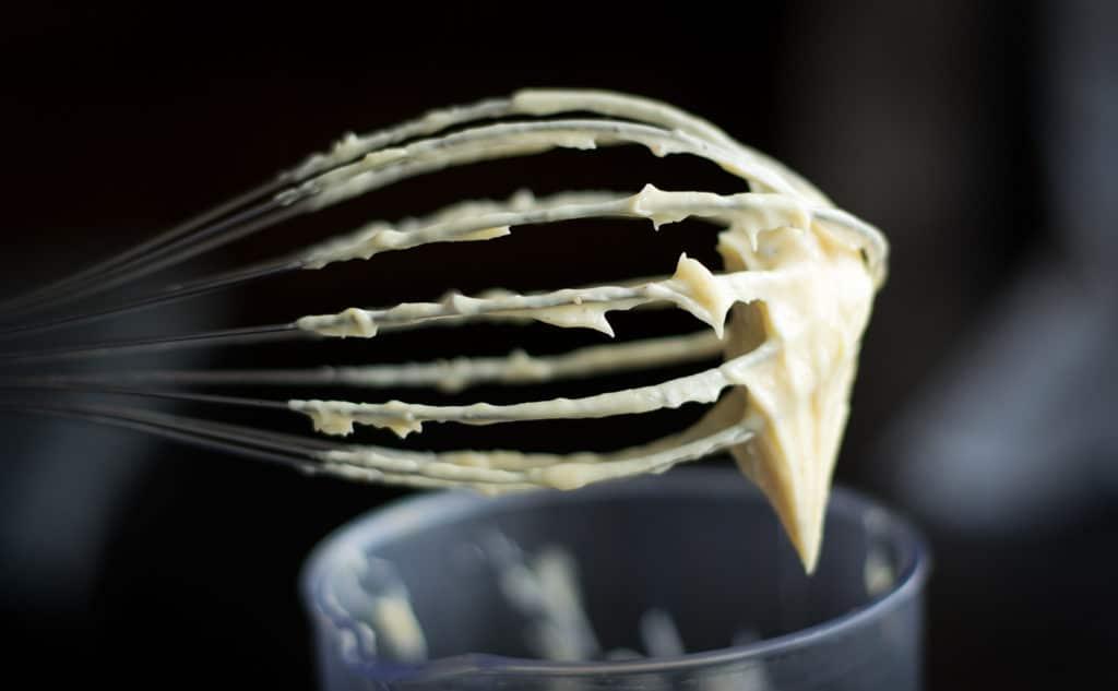 domowy majonez przygotowanie mikser