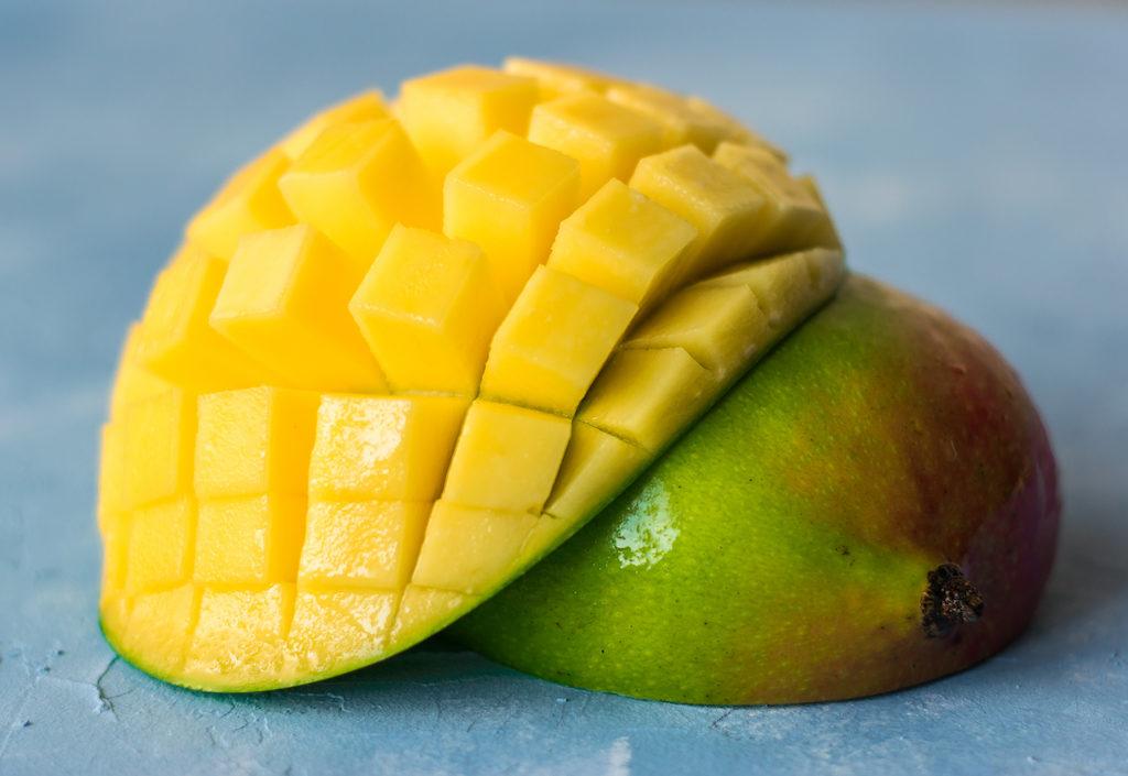 mango fotografia żywności
