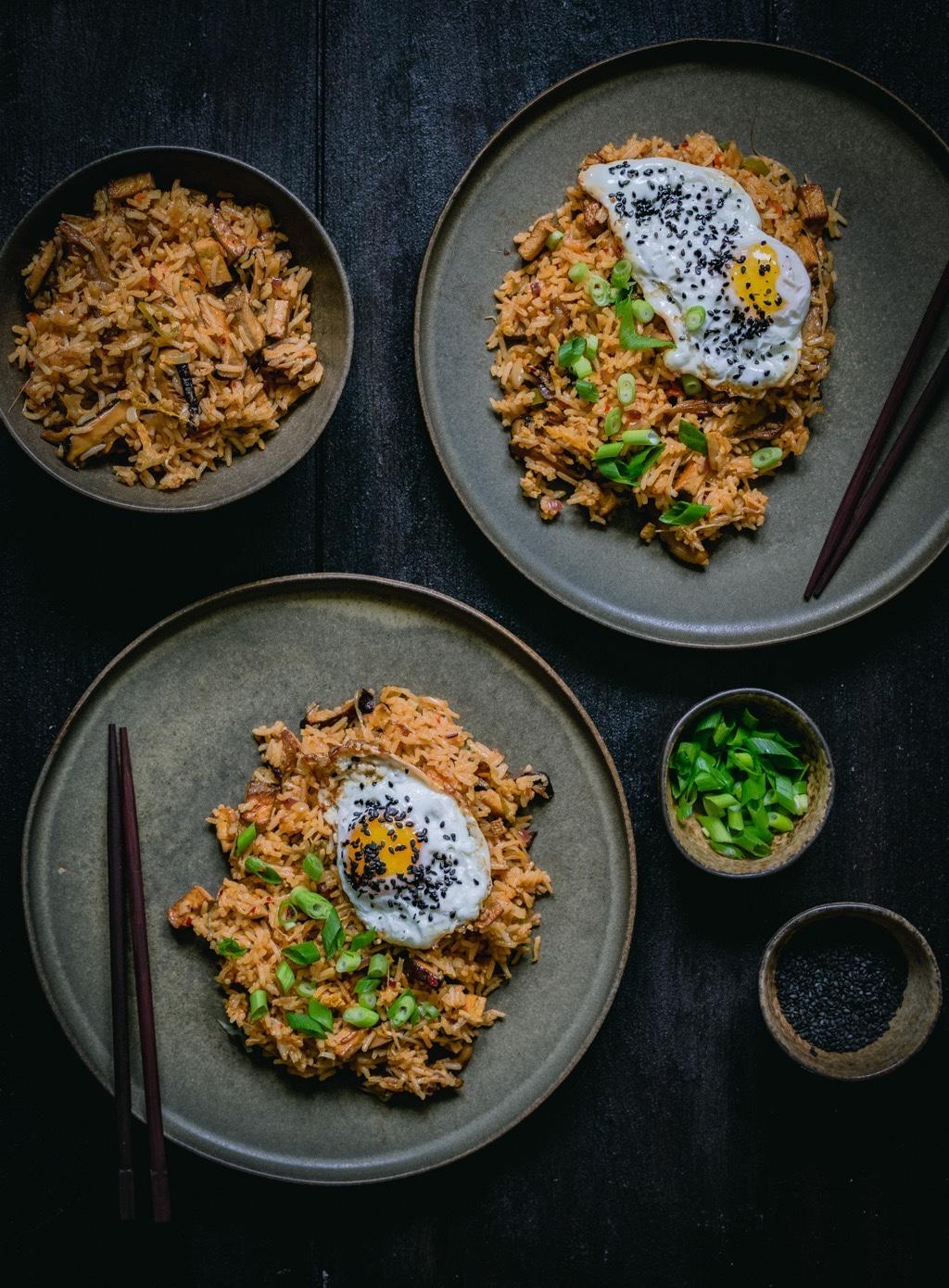 Ryż-smażony-tofu-kimchi